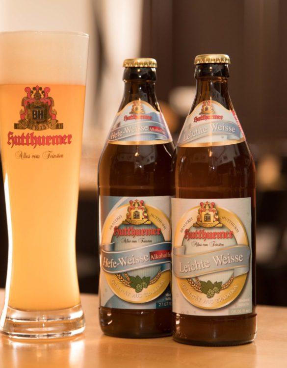 Hefe-Weisse Alkoholfrei